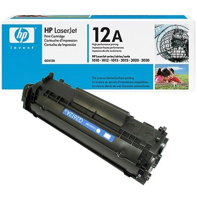 Cartridge Hp 12a For Hp Laserjet 101010121015