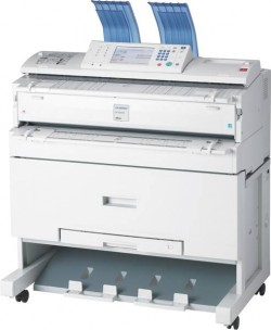 May Photocopy A0 Aficio Mp2401w 81 1